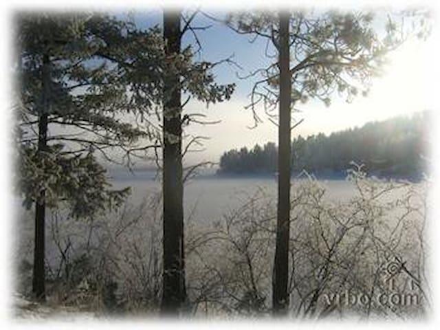 Beautiful Foys Lake, 3 bed 1 ba. FULL KIT, HOTTUB