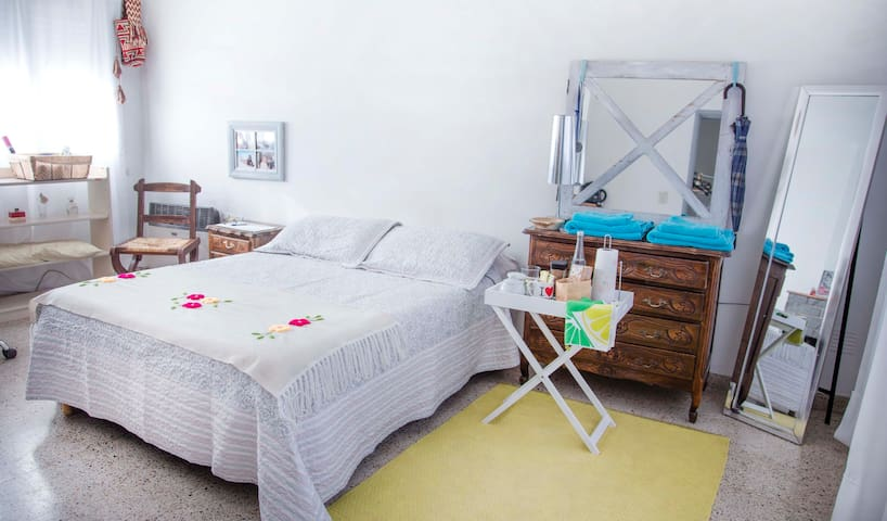 bed & breakfast en pleno centro