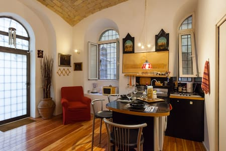 Roman Antique Loft near Termini - Roma - Loft