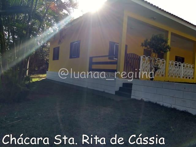 Chácara Santa Rita de Cássia Boituva/SP.