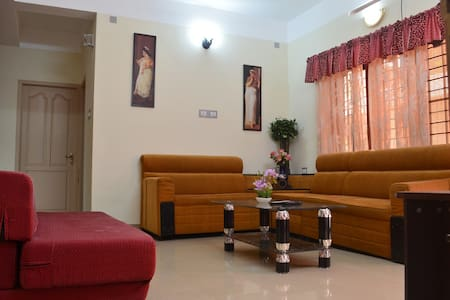Anna Apartments  air conditioned premium apartment