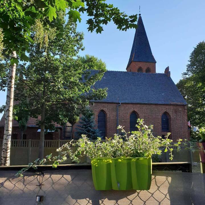 Pastorówka dom z XIX wieczną duszą