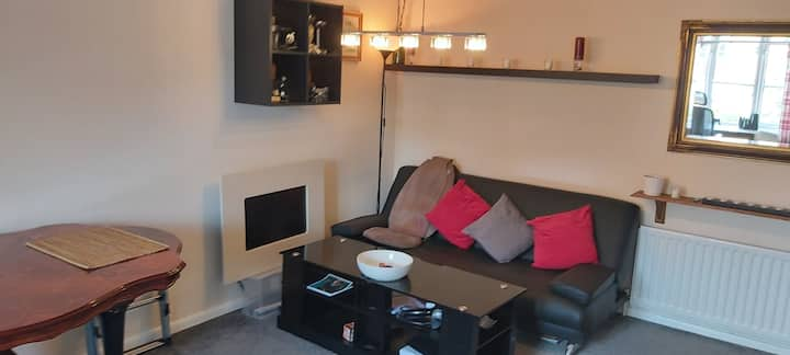 Clean Comfortable Affordable Flat- All To Yourself