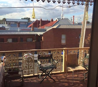 Victorian cosy townhouse!!!! - Brunswick West - Hus