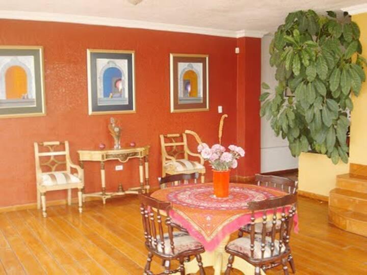 Casa Acogedora en Quito, Excelente ubicación