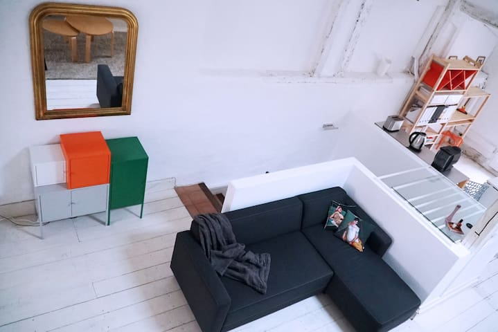 Magnifique Loft au cœur de Marmande