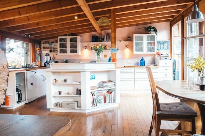 Lichterfüllt! Ulliwood-Teile buntes Zuhause