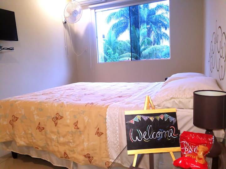 Confortable habitación en la mejor ubicación