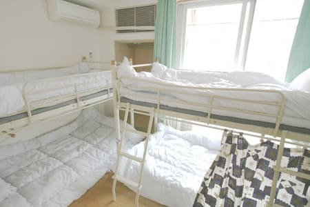Female 4 bed dorm (1) - Toshima-ku - Apartment