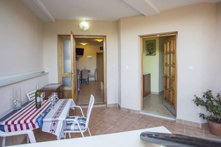 Fažana, apartman