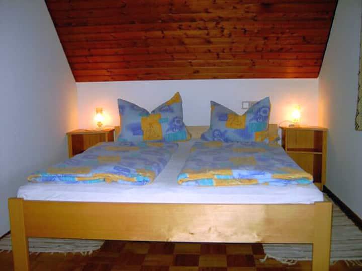 Haus Schneider, (Sasbachwalden), Ferienwohnung Adlerhorst, 55 qm, 2 Schlafzimmer, max. 4 Personen