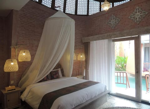 Deluxe Room at The Dusun Villas