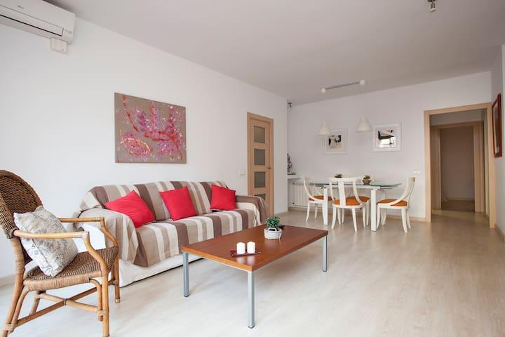 Eixample/ Espectacular apartamento  HUTB-004824
