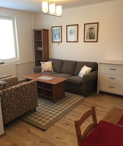 Beautiful apartment in house with garden 1st floor