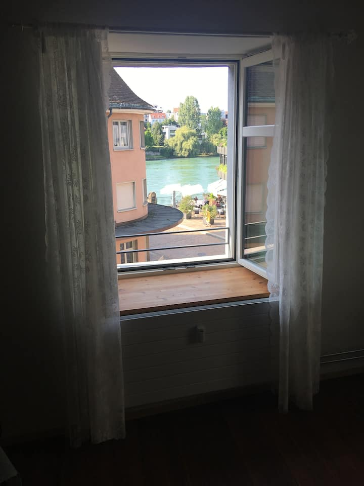 Studio in der schönen Altstadt von Rheinfelden CH