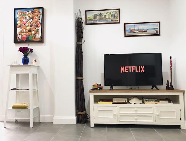 Descansa viendo tus películas favoritas