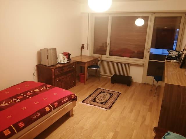 Efringerstrasse Gästezimmer
