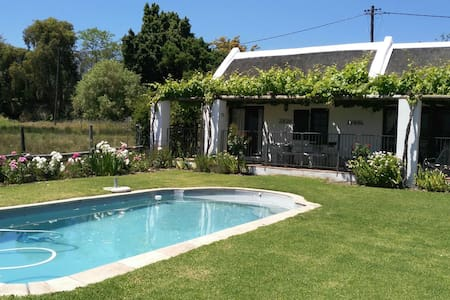 Jackson's Guest Cottage - Tulbagh