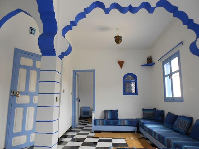 Appartement de charme au coeur de la Médina