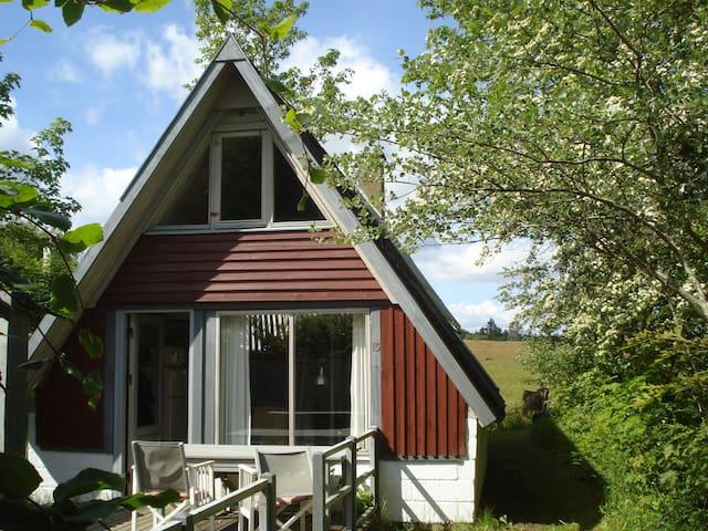 National Park Wadden Sea . Cottage