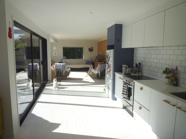 Kitchen - Living area