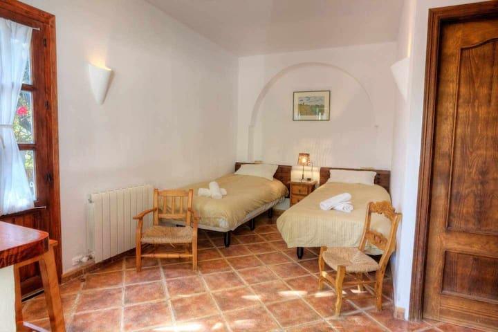 Casa Rural Alba Montis Cabaña Olivo
