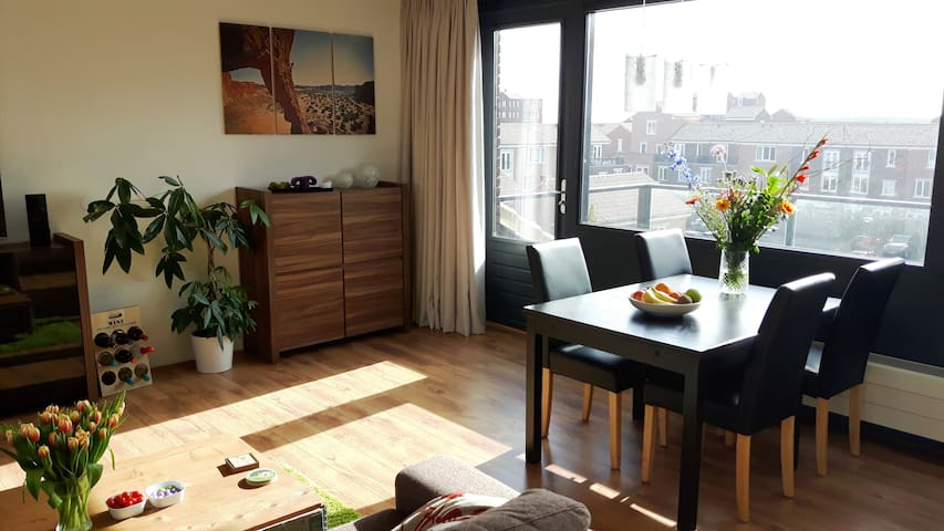 Private apartment, 10 minutes from Utrecht center