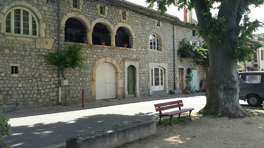 """Chez Mamie"" - Saint-Maurice-d'Ibie - Appartement"