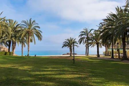 Beachfront apartment La Villajoyosa - Alicante