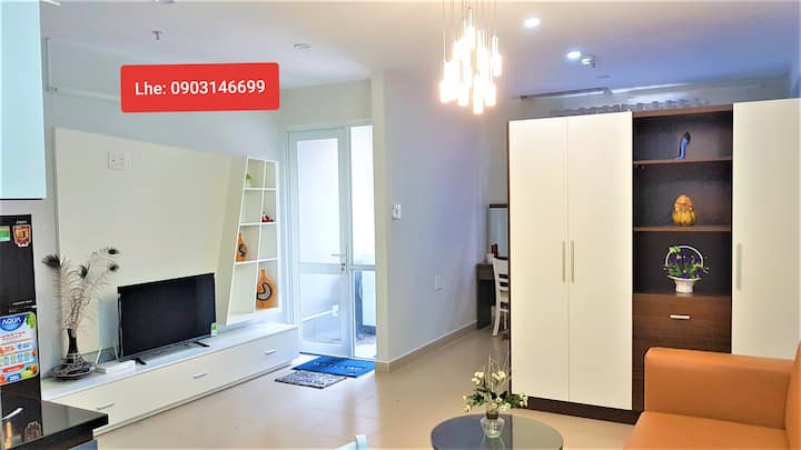 Hiep Thanh 3 Apartment building, Binh Duong City