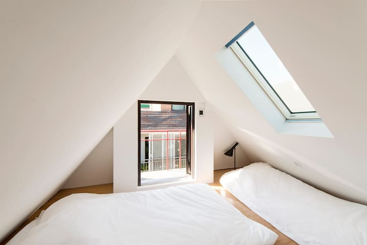 Deluxe Family Suite, New Dutch Style 303 - Mapo-gu - Loft