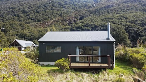 The Alps - Arthurs Pass accommodation