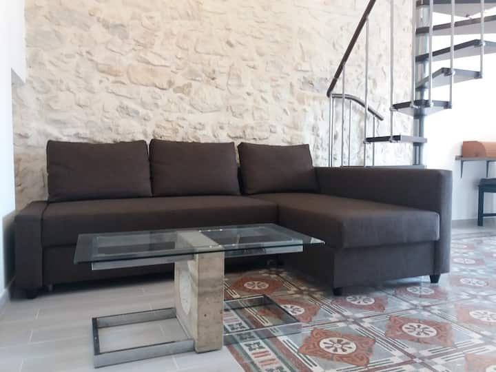 Ibla Baroque Loft Apartment