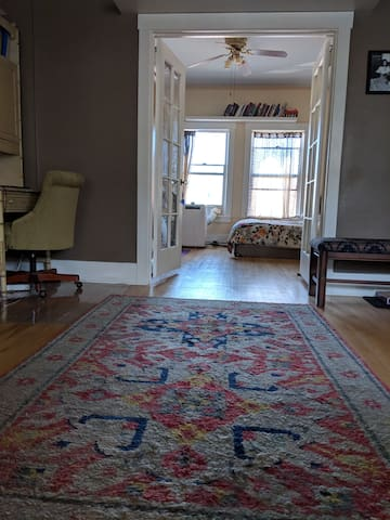 cozy one-bedroom near exposition park