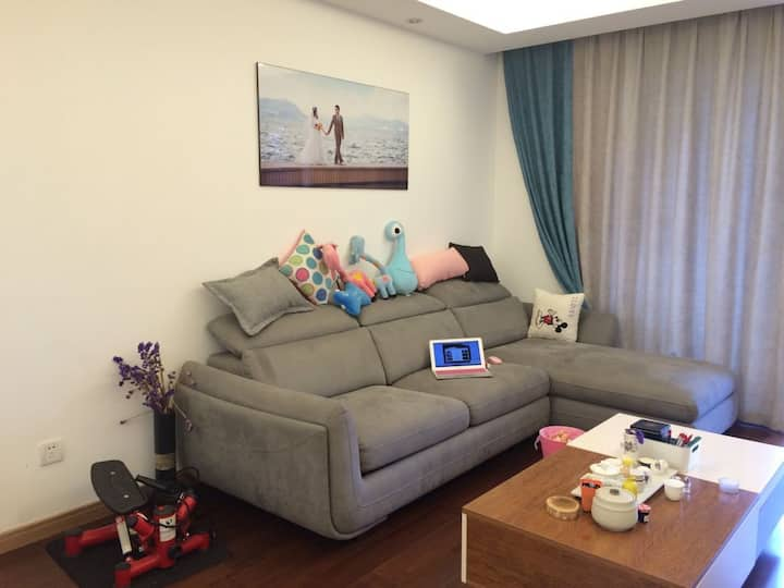 Apartment near Ningbo University宁大附近公寓