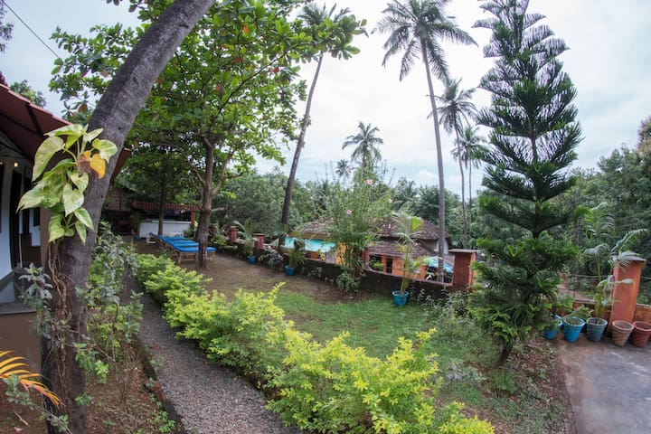 Forest Holiday Homes (Double Room)