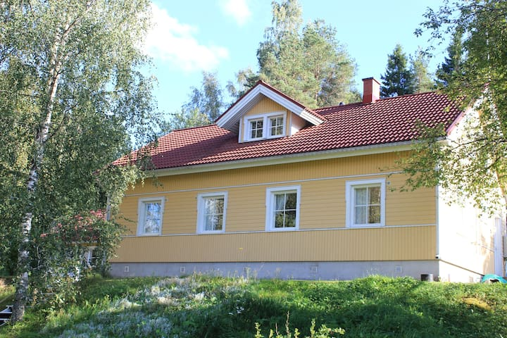 The Yellow House - Mynämäki - Huis