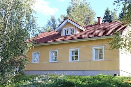 Keltainen talo - Mynämäki - House