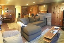 Huge Chill Living Area