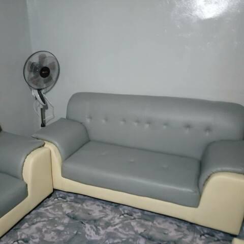 Appartement meublé de 2 pièces mis en location