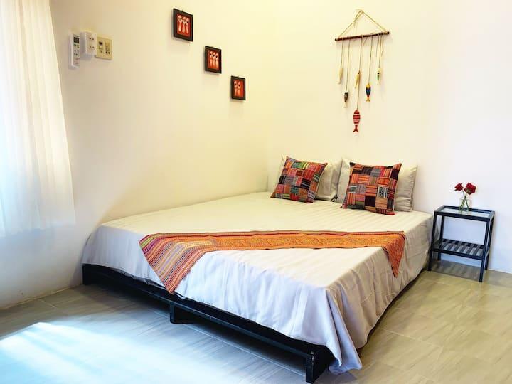 My VN Homestay - Room for 2 ppl, 1 bed, near beach