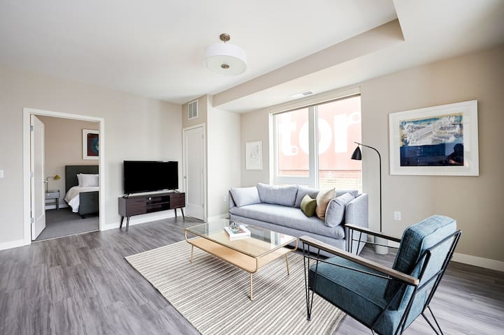 Sonder | East End | Modern 2BR + Balcony