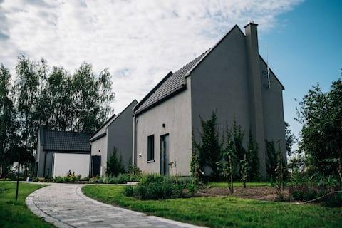 Mały Domek w Ptasiej Osadzie Joachimówka 2