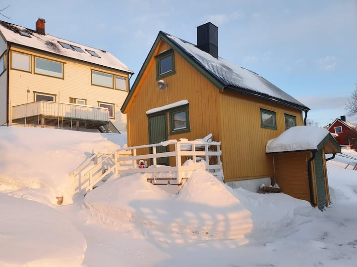 Cozy cottage in Vadsø with additional features