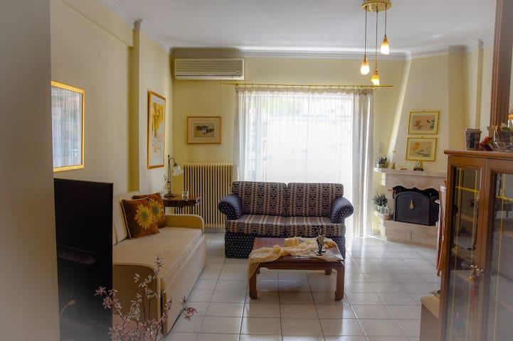 Family home - living room