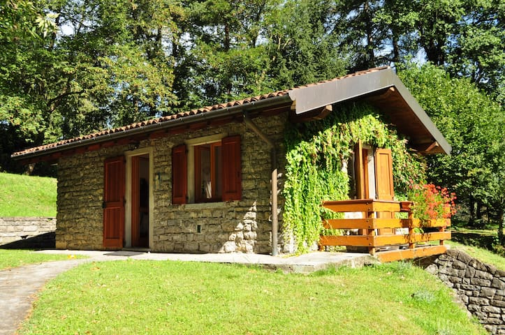 Piccola casetta nel verde - Bellagio - Dům