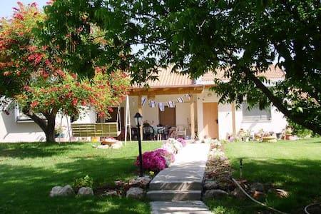 IRIT'S Zimmer & Nature in Hagoshrim - HaGoshrim - Apartemen