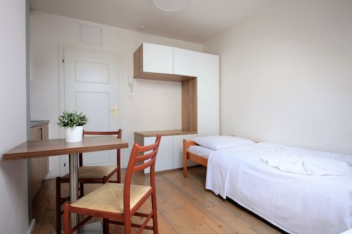A Room for Two with Kitchenette in Old Monastery