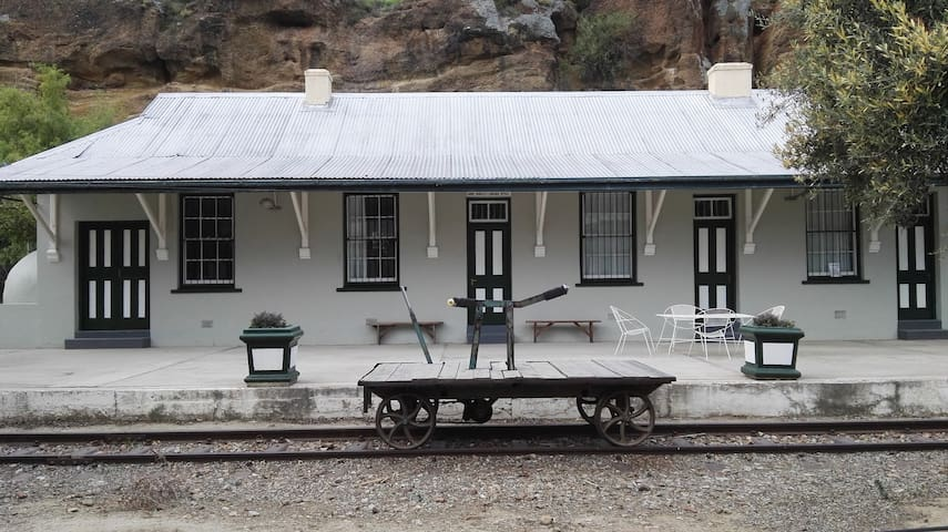 Calitzdorp Station  - Ticket Office