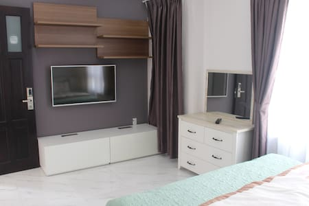 private room 301 in ho chi minh city center - Ho-Chi-Minh-Stadt